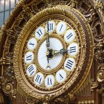 clocks at musee d'orsay